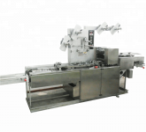 Soap Wrapping Machine - WrappexD Silver