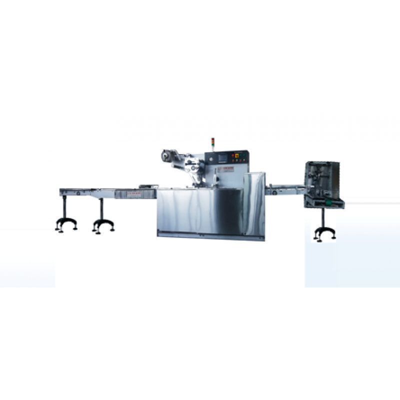 Toothbrush Pouch Packing Machine