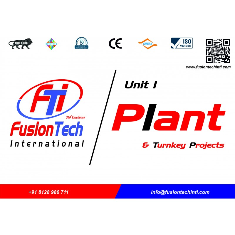 UNIT 1: Plant & Turnkey Project Division