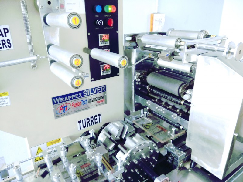 Manufacturer Of Beauty Soap Packing Machine In Gwa, Myanmar