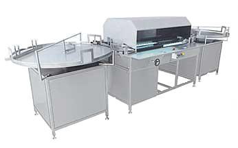Automatic Dry Powder Visual Vial Inspection Machine