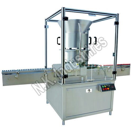 High Speed 12 Head Vial Sealing Machine