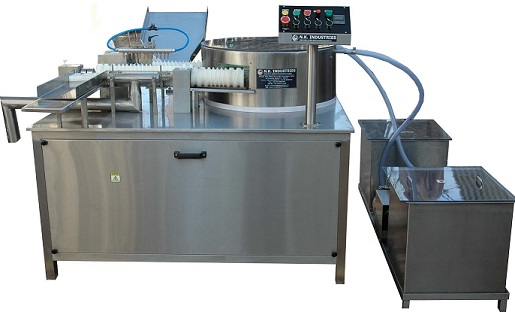 High Speed Rotary External Ampoule Washing Machine