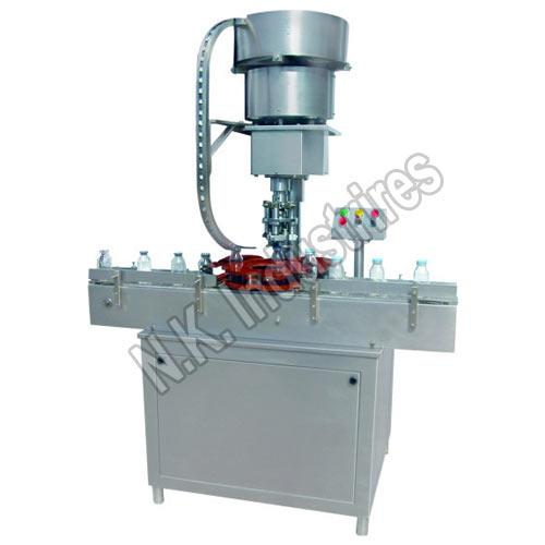 Single Head Vial Sealing Machine