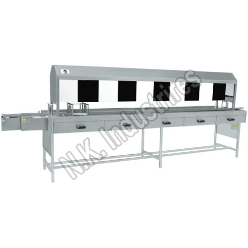 Vial Inspection Machine Manufacturer