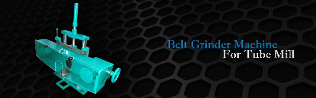 Belt Grinder Machine For Tube Mill