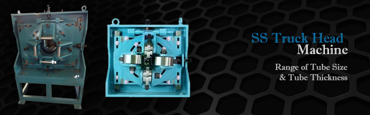 Square And Rectangular, Oval Truck Head Assembly