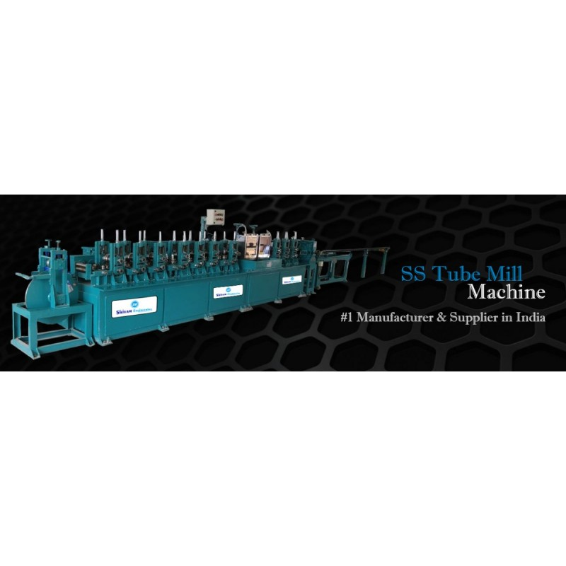 Eminent Stainless Steel SS Pipe Making Machine Manufacturer