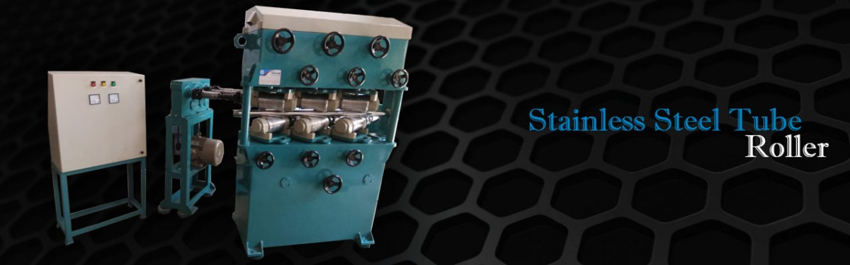 Stainless Steel Tube Roller