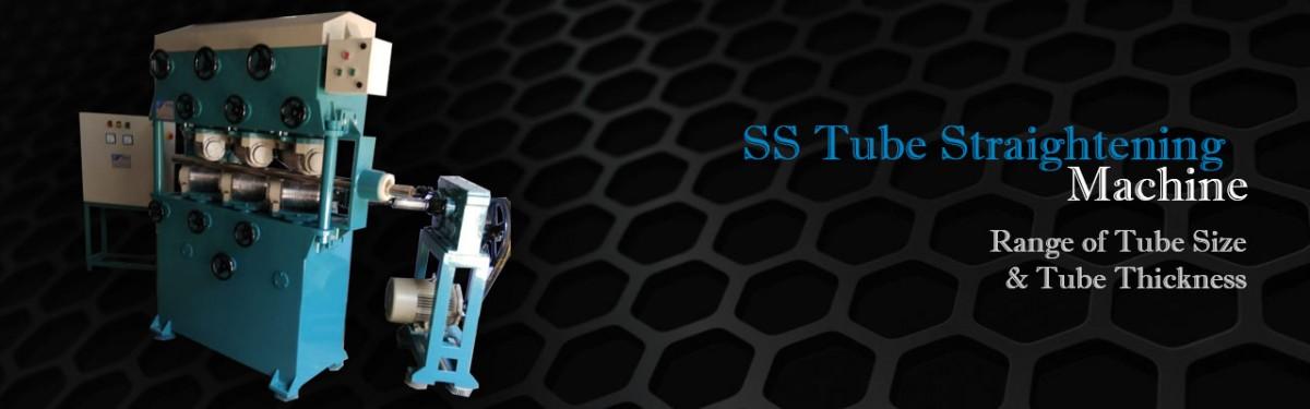 Stainless Steel Tube Straightening Machine