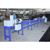 HDPE Sprinkler Pipe And Coupler Friction Welding Machine.