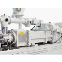 Twin  Screw Conical  For C PVC, PVC Pipe & PVC  Profile