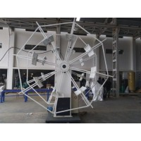 HDPE Pipe Coiler Unit