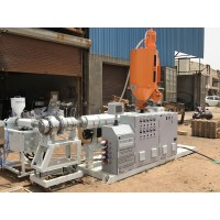 HDPE/PPR Pipe Single Screw Extruder