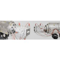 Parallel Twin Screw PVC Profile Extruders