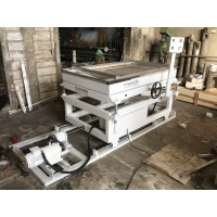 Cooling Calibration Table