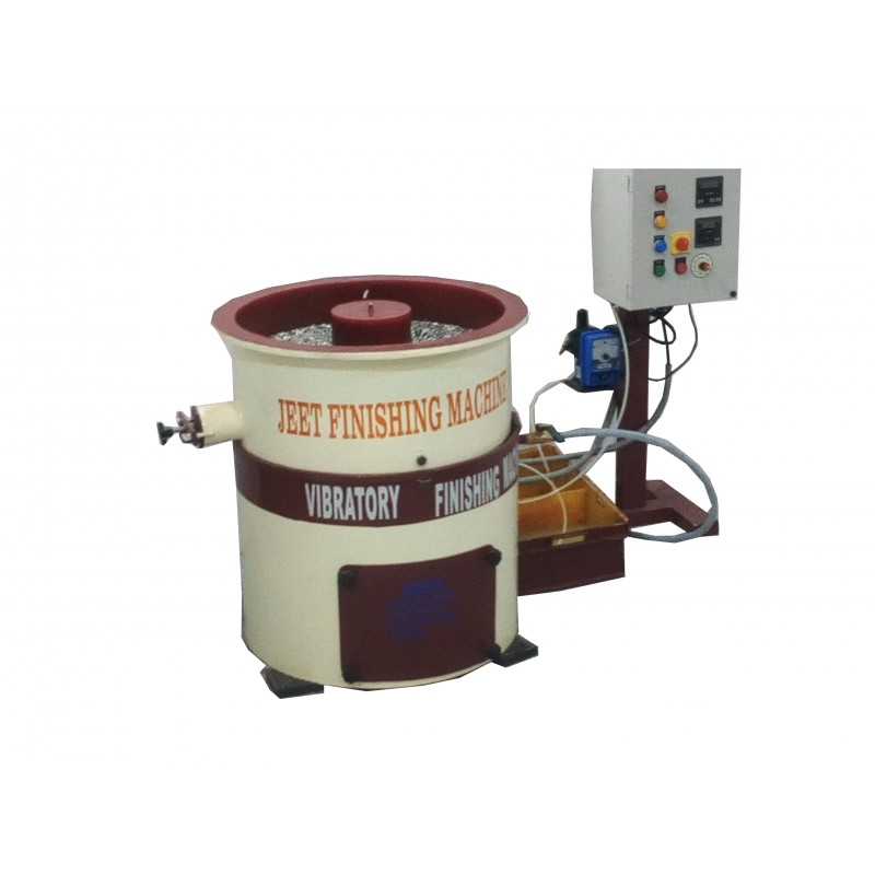 Vibratory Jewellery Finishing Machines