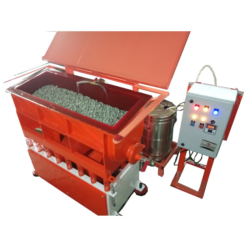 TUB TYPE VIBRATORY MACHINES